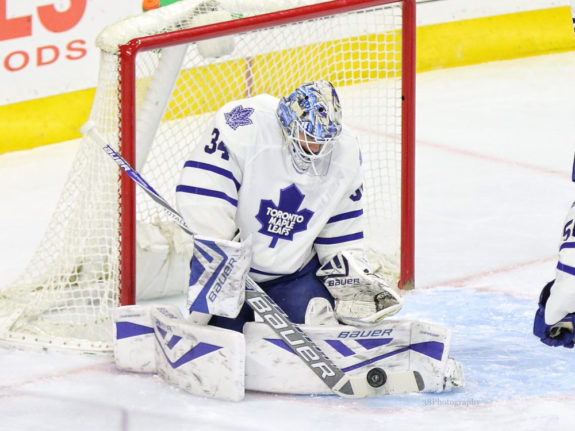 James Reimer, NHL, Toronto Maple Leafs