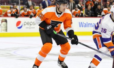 Flyers Can Reach Next Level With Return of van Riemsdyk