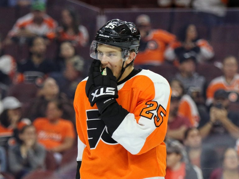 James van Riemsdyk, Philadelphia Flyers