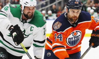 Oilers' Kassian Poised to Play Alongside Dynamic Duo