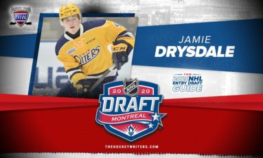 Ducks Pick Jamie Drysdale 6th Overall