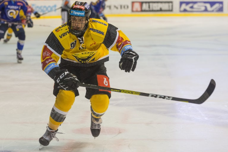 Jan Mysak HC VERVA Litinov