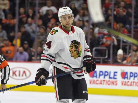 Jan Rutta Blackhawks