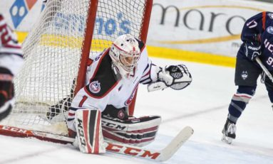 SCSU Goalie Alder Primed for NCAA Victory & PyeongChang