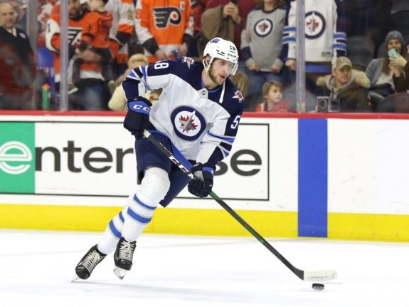 Jansen Harkins Winnipeg Jets