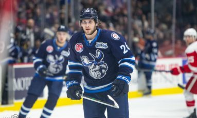 Manitoba Moose November Review