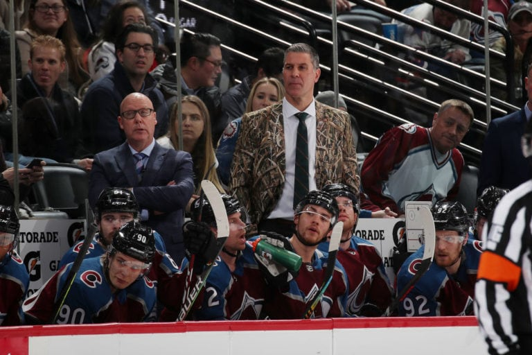 Jared Bednar Colorado Avalanche