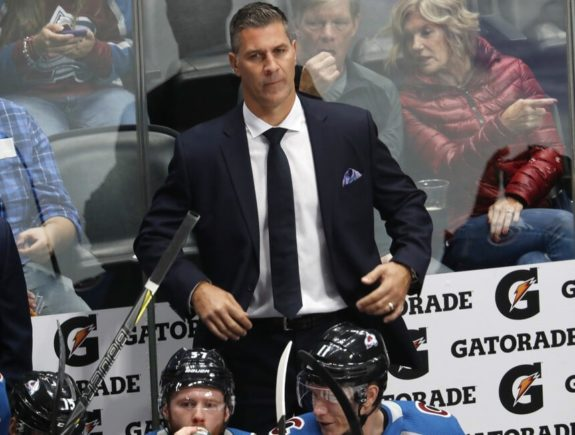 Colorado Avalanche Jared Bednar