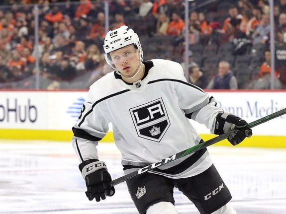 Jaret Anderson-Dolan Los Angeles Kings