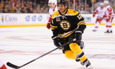 Bruins Stint Showcased Iginla's Hall-Worthy Best