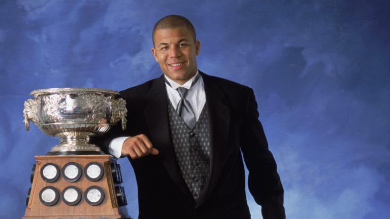 Jarome Iginla Calgary Flames NHL Awards