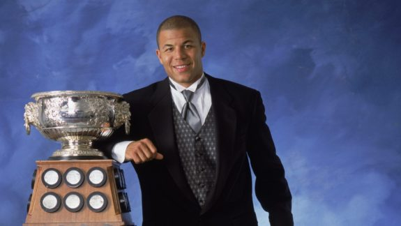 Jarome Iginla Calgary Flames NHL Awards