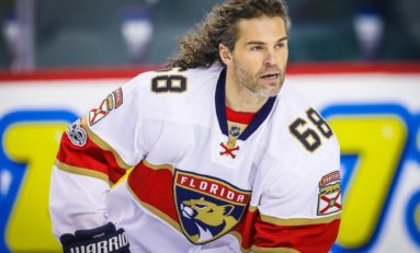 Will the Panthers Trade Jagr?