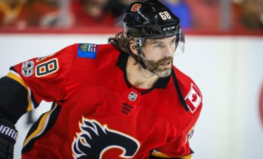 Jagr Should Retire After Flames Season