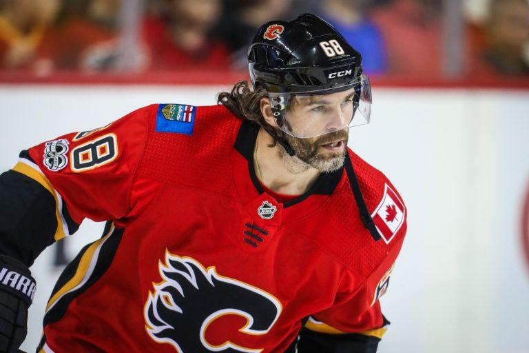 Jaromir Jagr Calgary Flames