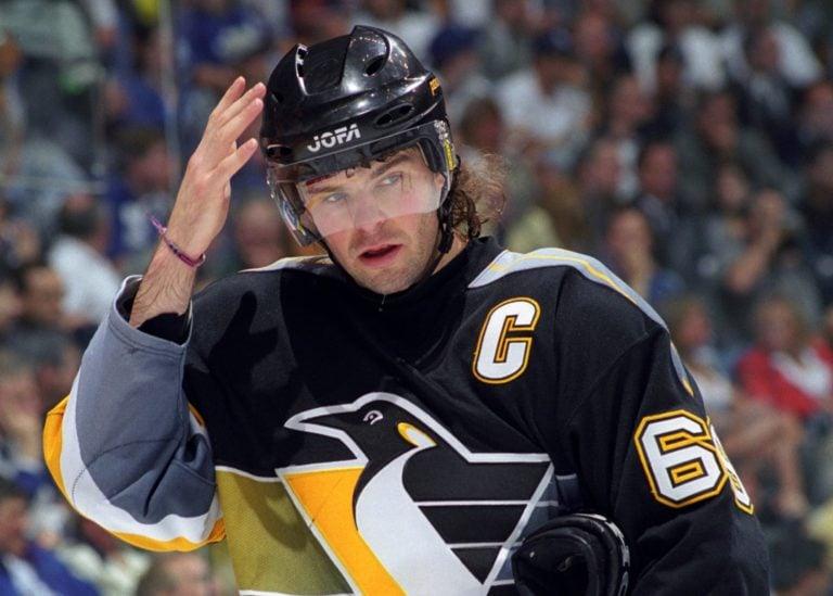 Jaromir Jagr Pittsburgh Penguins