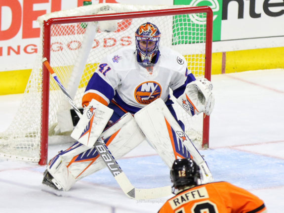 Jaroslav Halak could become a member of the Detroit Red Wings.