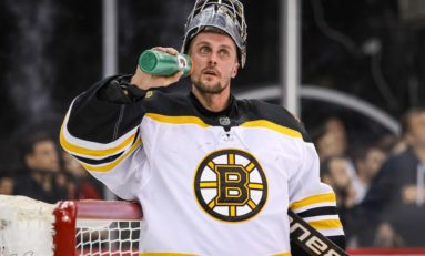 Bruins Sign Halak to Contract Extension