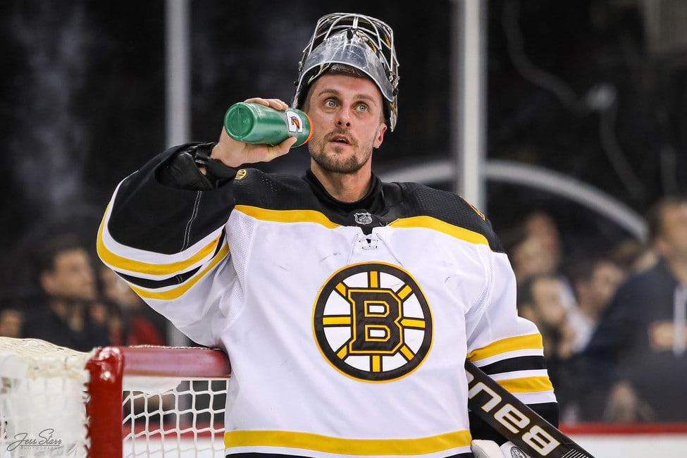 Jaroslav Halak Boston Bruins