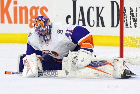 Ex-Montreal Canadiens goalie Jaroslav Halak