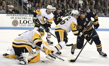 Penguins Host Sabres for Season Opener