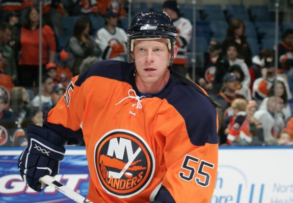 Jason Blake New York Islanders