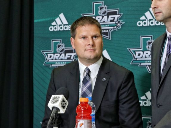 Jason Botterill Sabres