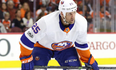 Islanders Trade Chimera to Ducks