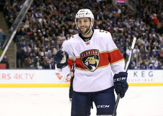 Jason Demers, Florida Panthers
