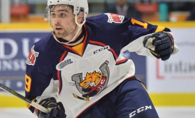 Barrie Colts Name New Captain