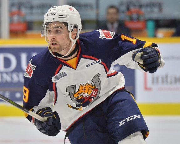 Jason Willms Barrie Colts