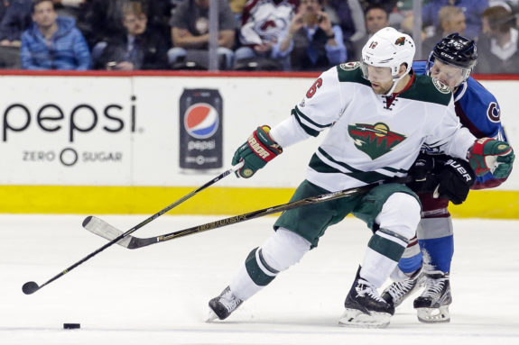 Fantasy Hockey Is Jason Zucker Becoming A Star