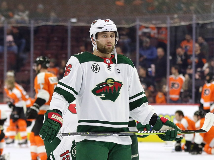 Minnesota Wild Have To Reconsider Trading Zucker