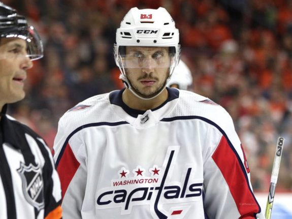 Jay Beagle Washington Capitals