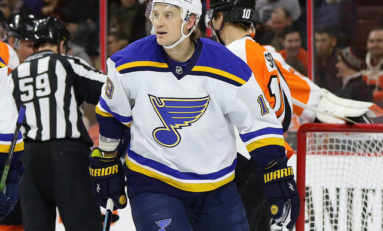 Blues News: Injuries and Hope