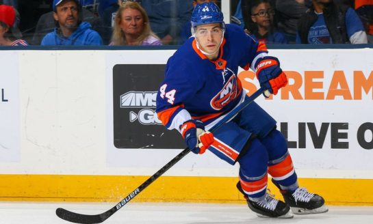 Islanders' Third Line Gets Consistency & More With Pageau