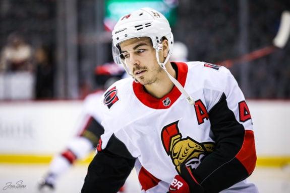 Jean-Gabriel Pageau Ottawa Senators