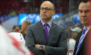 Red Wings' Blashill: Team USA Success vs. Detroit Struggles