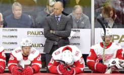 The Grind Line: New Red Wings Coach in 2020-21?