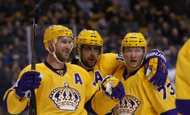 'That 70s Line' Reruns Energize the Kings