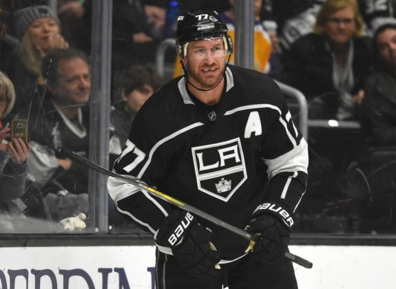 Kings center Jeff Carter