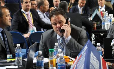 Rangers, Hurricanes and a Draft Day Deal?