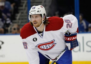 Montreal Canadiens defenseman Jeff Petry