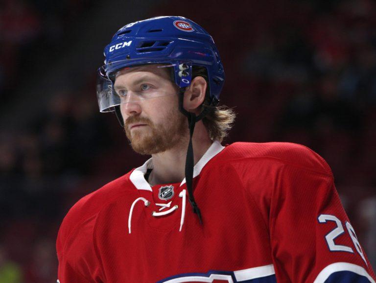 Montreal Canadiens defenseman Jeff Petry