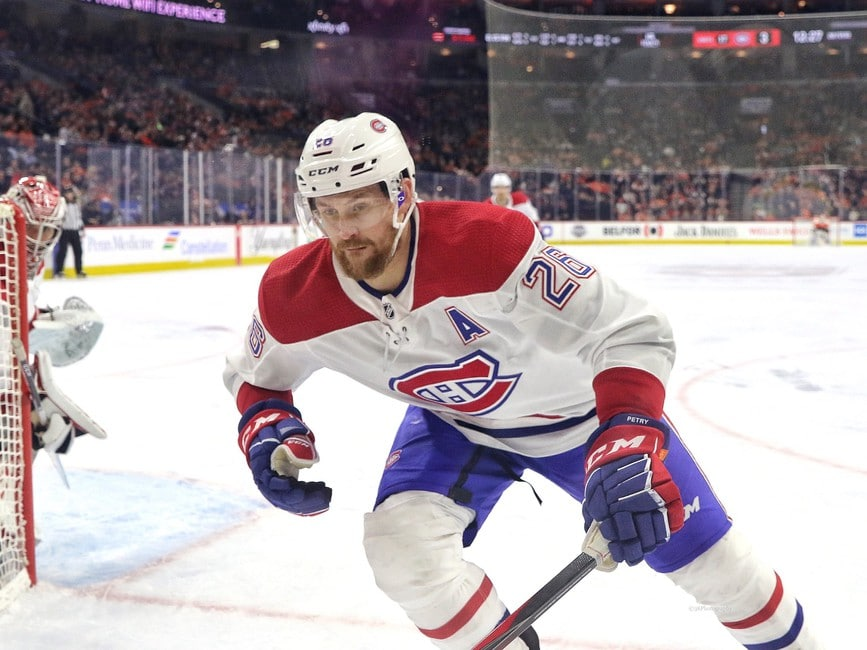 Canadiens Getting Standout Seasons From Tomas Tatar Jeff Petry