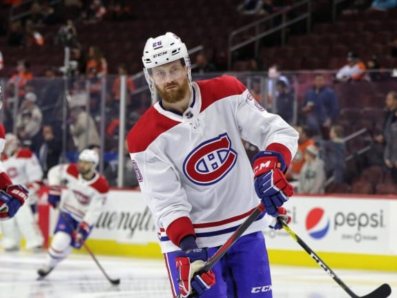 Jeff Petry, Montreal Canadiens