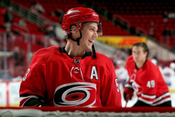 Jeff Skinner, Carolina Hurricanes