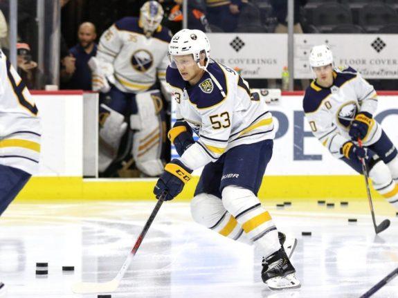 Jeff Skinner Buffalo Sabres