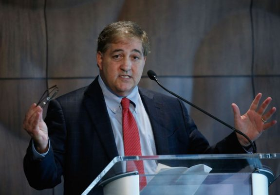 Owner Jeff Vinik of the Tampa Bay Lightning