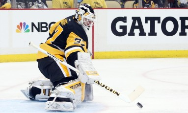 Pens' Zatkoff May be Outmatched